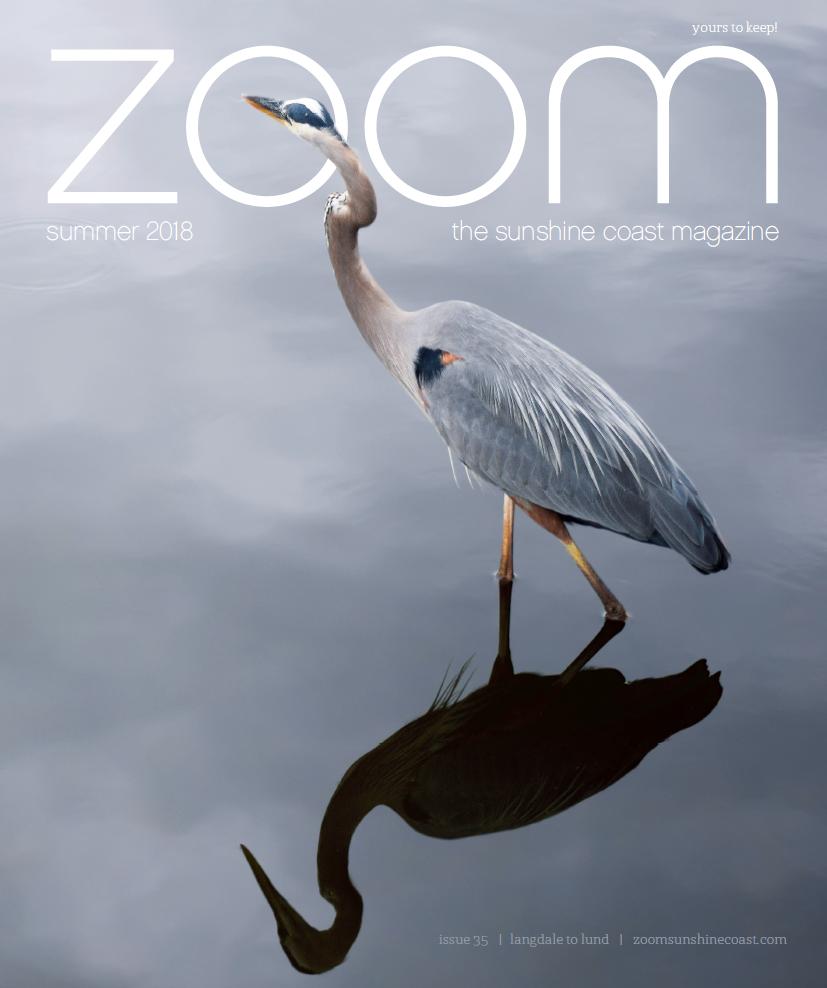 ZOOM Magazine Cover